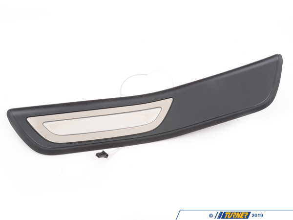 T#181647 - 51477277249 - Genuine BMW Cover, Door Sill, Lighted, Rear Left - 51477277249 - F06 - Genuine BMW -