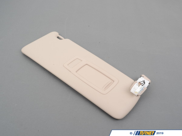 T#84546 - 51167349348 - Genuine BMW Right Sun Visor - Genuine BMW -