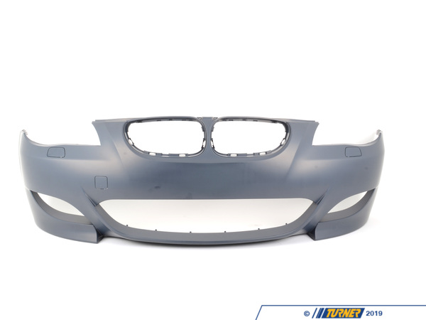 T#76954 - 51117899050 - Genuine BMW Trim Cover, Bumper, Primered, Front M - 51117899050,E60 M5 - Genuine BMW Trim Cover, Bumper, Primered, Front - M - Genuine BMW -