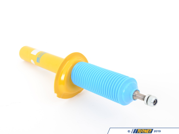 T#2591 - VE3-C409-H0 - Bilstein B6 Performance FRONT LEFT Strut - E85/E86 Z4 2.5i, 3.0i, 3.0si - Position: Front leftSetting: Performance, for stock suspensionsFront Bilstein B6 Performance shock. Performance shocks are for cars with the standard, factory suspension. They are typically about 20% firmer than the original shock, improving body roll, brake dive, and overall handling. Includes top nut. Price is per shock.This Bilstein B6 Performance Front shock fits the following BMWs:2004-2008  E85 E86  Z4 2.5, Z4 3.0, Z4 3.0si - Bilstein - BMW