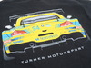 T#303441 - G200-BK-1X - TURNER Z4 T-SHIRT - BLACK - XL- XLARGE - Turner Motorsport -