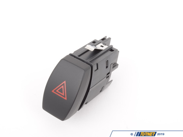T#224127 - 61319389076 - Genuine BMW Switch For Emergency Flasher - 61319389076 - Genuine BMW -