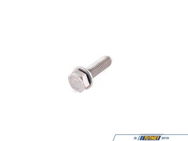 Genuine BMW Genuine BMW Hex Bolt With Washer - 07119905532 07119905532