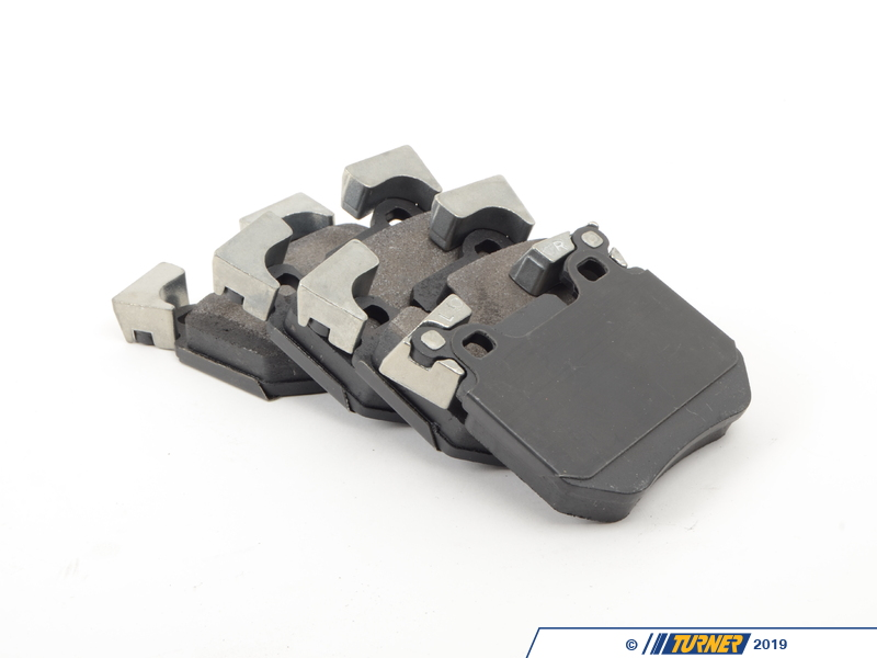 Tms209150 Centric Posi Quiet Brake Pads Rear E82