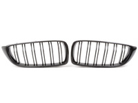 Carbon Fiber Double Slat Center Grills - F80 M3, F82 M4, F32 4 series