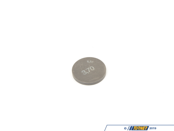 T#34173 - 11321308218 - Genuine BMW Plate 3,70 mm - 11321308218 - E30,E34,E30 M3,E34 M5 - Genuine BMW -