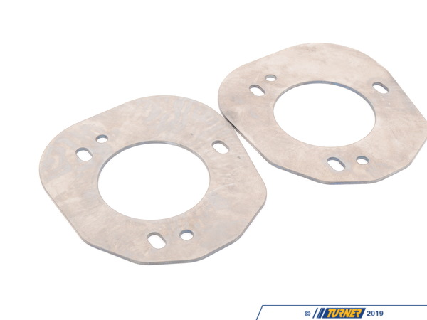Turner Motorsport E82, E9X Front Strut Tower Reinforcement Plates (Pair) TSU9075STR