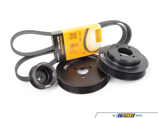 Turner Motorsport Turner Motorsport Power Pulley Kit - E46 M3 PPK-S54