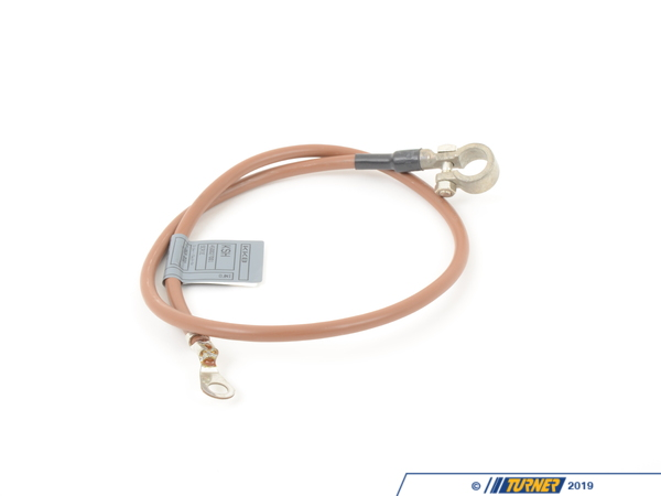 T#10431 - 61121359032 - Genuine BMW Battery Cable Negative 61121359032 - Genuine BMW -