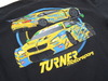 T#386938 - G200-D-M6 - Turner Motorsport M6 GT3 T-Shirt - Black - Turner Motorsport - BMW