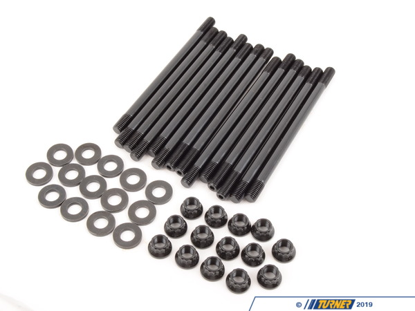T#189783 - 201-4305 - BMW M20 Engine ARP Head Stud Kit - E30 325i, E34 525i - ARP - BMW