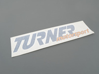T#395061 - 148-410 - Extra-Large Turner Motorsport Toolbox Sticker (5x8