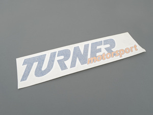 "Extra-Large Turner Motorsport Toolbox Sticker (5x8"") **While supplies last!**"