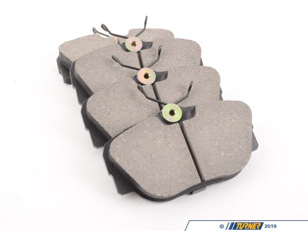 T#25726 - TMS25726 - StopTech Street Performance Brake Pads - Front - E30 318/325e/i/iX - StopTech - BMW