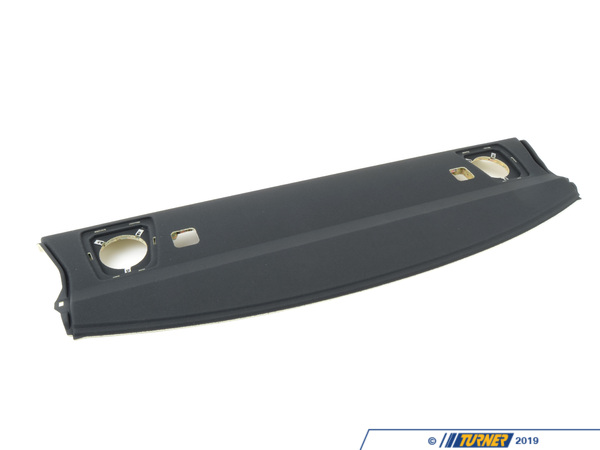 T#109255 - 51466956522 - Genuine BMW Rear Window Shelf Anthrazit - 51466956522 - E92 - Genuine BMW -