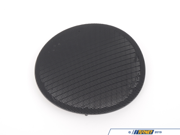 T#101270 - 51428265471 - Genuine BMW Cover F Left Loudspeaker Schwarz - 51428265471 - E53 - Genuine BMW -
