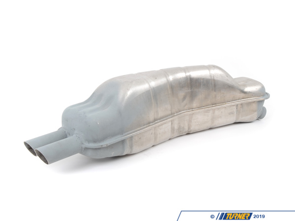 T#22623 - 18301706992 - Genuine BMW Rear Muffler - 18301706992 - E34 - Genuine BMW -