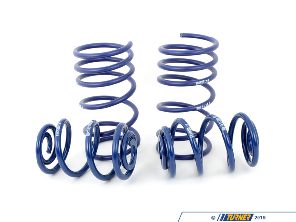 T#3873 - TMS3873 - H&R Sport Spring Set - E30 325i Convertible - H&R - BMW