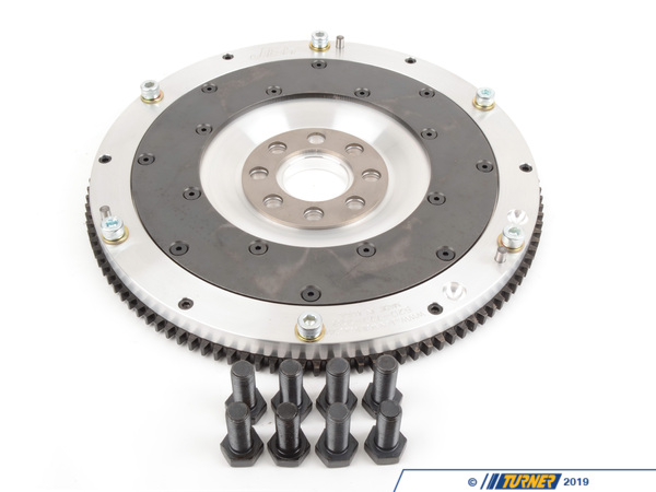 T#3762 - 520-100-228 - 2002, 2002Tii JB Racing Lightweight Aluminum Flywheel - JB Racing - BMW