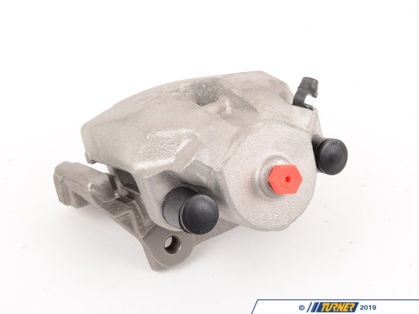 T#224494 - 34211163649R - Brake Caliper - Rebuilt - Rear Left - E39 525i 528i 530i 540i - Centric -