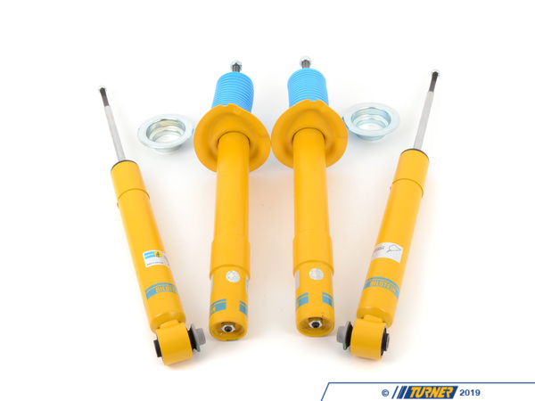 T#3731 - E396CYLSPSET - E39 Bilstein Sport Shocks - E39 525i/528i/530i  (Set of 4) - Bilstein - BMW