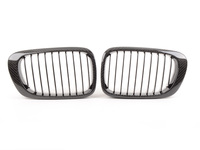 Carbon Fiber Center Grills - E46 Coupe - 323Ci 328Ci 325Ci 330Ci 00-03 - All E46 M3