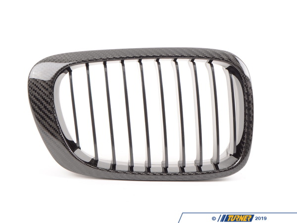 T#4522 - CFG460BYY - Carbon Fiber Center Grills - E46 Coupe - 323Ci 328Ci 325Ci 330Ci 00-03 - All E46 M3 - Turner Motorsport - BMW
