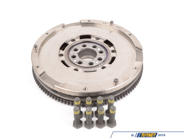 T#19634 - 21211223599 - Twin Mass Flywheel 21211223599 - TWIN MASS FLYWHEEL 21211223599  Manufactured by LuK - LUK - BMW