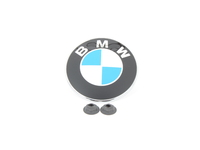 BMW Hood Emblem with Nuts For E85 E89 - Z4