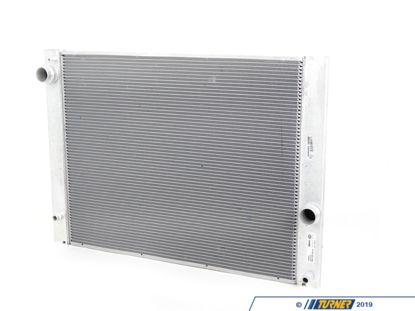 T#11938 - 17117534914 - E60 525i 528i 530i Automatic OEM Behr Radiator - OEM BEHR brand replacement radiator for all E60 525i/xi 528i/xi, 530i/xi with the N52 engine. This radiator is made by BEHR, an original equipment supplier to BMW. BEHR radiators are what we use our own BMWs and customer installs. We've found the BEHR radiator has the highest lifespan, least amount of manufacturing defects, and best continued cooling performance. Simply put, you do not want anything else in your BMW but a BEHR brand radiator.Hailing from Stuttgart, Mahle-Behr specializes in automotive cooling systems. From air conditioning to engine cooling M-B has you covered with OE-quality replacement parts.Click here for important info on the 2006-2010 525i/528i/530i radiator.This item fits the following BMWs:2006-2010  E60 BMW 525i 525xi 528i 528xi 530i 530xi - Only for Automatic Transmission - Mahle-Behr - BMW