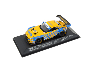Limited Edition #94 Turner Motorsport Z4 GTD Minichamps - 1 of 300