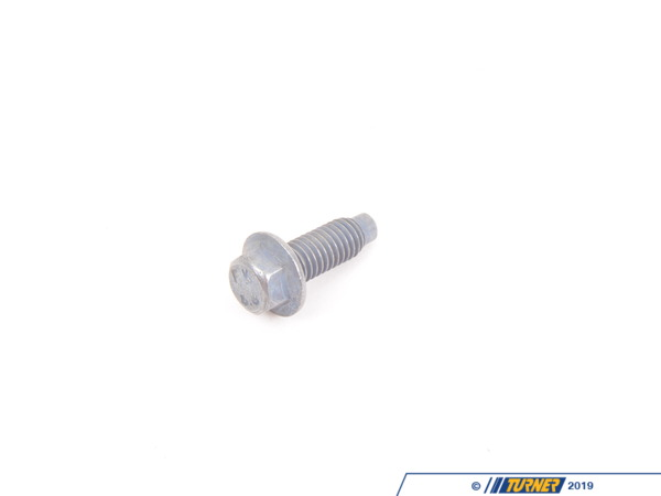 T#35567 - 11437527426 - Genuine BMW Hex Bolt M6X18 - 11437527426 - Genuine BMW -