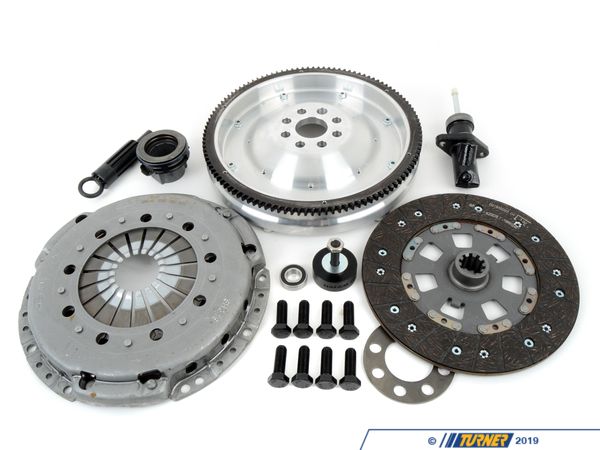 Packaged by Turner E36 M3 Clutch & Flywheel Upgrade Package for E36 323/325/328 FLYE36M50UPGRADE
