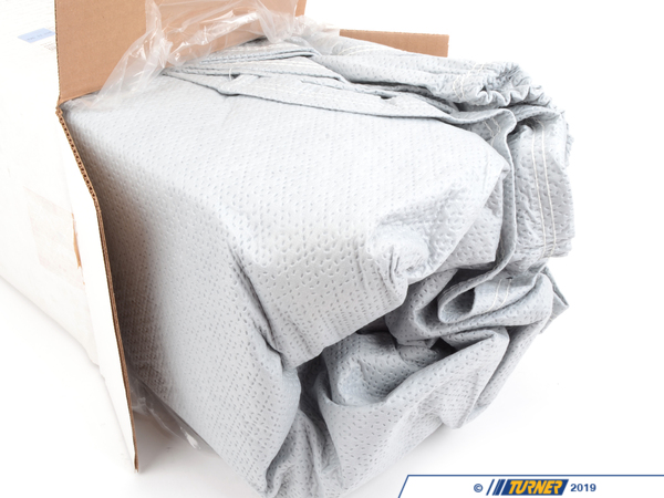 T#3158 - 82110417600 - Genuine BMW Car Cover - E85 Z4 - Z4 3.0i Z4 3.0si M Roadster/Coupe - Genuine BMW - BMW