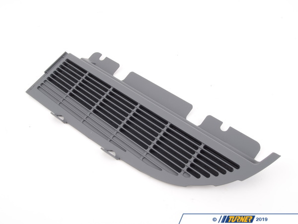 T#118285 - 51718173216 - Genuine BMW Air Outlet Grille, Right Grau - 51718173216 - E36 - Genuine BMW -