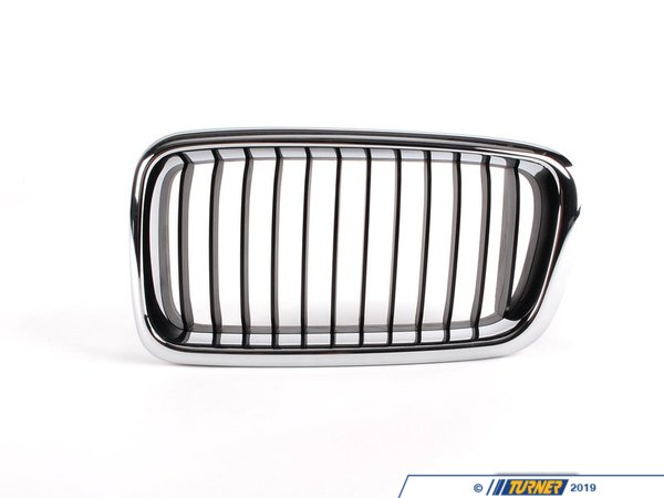 T#8795 - 51138231593 - Kidney Grill - Chrome - Left - E38 740i/il 1999-2001 - Genuine BMW - BMW
