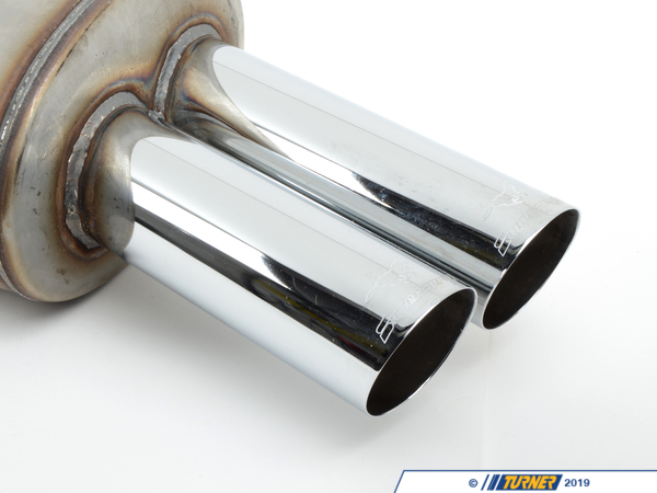 T#177938 - 782426 - E30 325i/is/ic Supersprint Performance Muffler - Supersprint - BMW