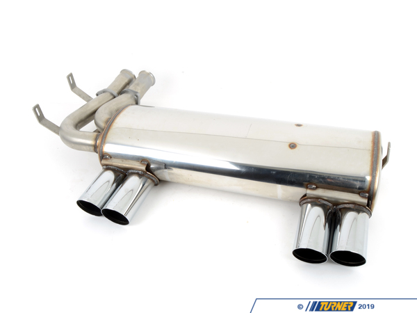 Supersprint E46 M3 Supersprint Performance Muffler (Gen 2) 043926