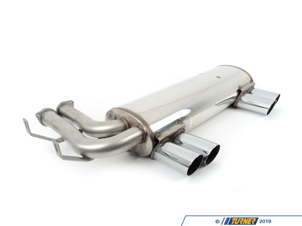 T#1270 - 043926 - E46 M3 Supersprint Performance Muffler (Gen 2) - Supersprint - BMW