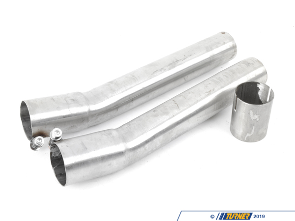 T#178021 - 789022 - E90 325i/328i/330i Supersprint Section 1 Connecting Pipes to Section 2 - Supersprint -