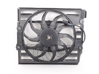 Electric Auxiliary Fan - E38 1999-2001, Z8