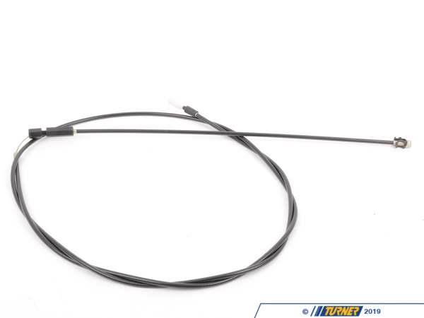 Genuine BMW Genuine BMW Convertible Top Bowden Cable - Right - E30 318i M42 325i 51251933475