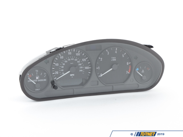 T#145821 - 62118389869 - Genuine BMW At-Instrument Cluster, Uncoded Mph - 62118389869 - Genuine BMW -