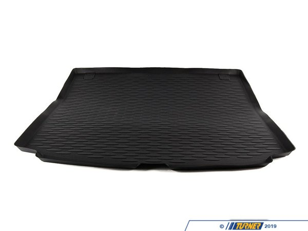 Genuine BMW Genuine BMW Rubber Cargo Liner - E61 530xi, E61 535xi 51470309119
