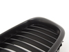 T#1596 - BME-1601-3000 - Black Center Grills - E39 525i 528i 530i 540i M5 - Turner Motorsport - BMW