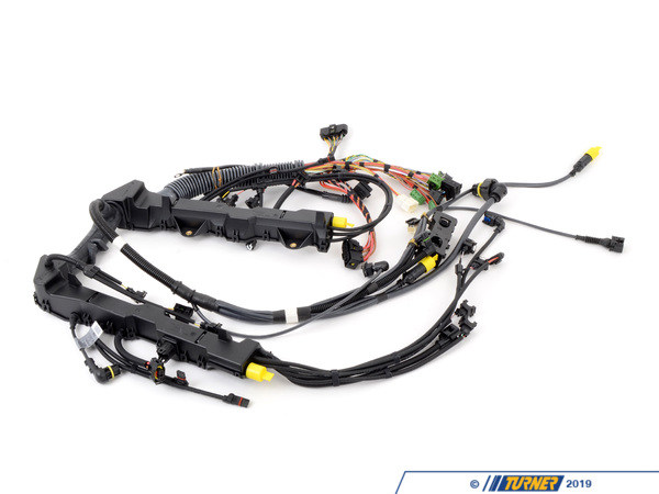 T#39930 - 12517572911 - Genuine BMW Engine Wiring Harness, Engine Module - 12517572911 - E63 - Genuine BMW -