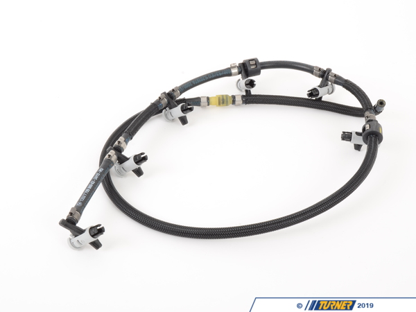 T#42284 - 13537799869 - Genuine BMW Overflow Oil Line - 13537799869 - E70 X5,E90 - Genuine BMW -