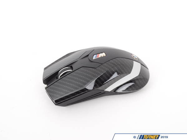T#213786 - 80292410405 - Genuine BMW Motorsport Wireless Mouse - 80292410405 - With ergonomic design, high accuracy operation, and beautiful appearance - this mouse ispure BMW.Incudes AA size battery - Genuine BMW - BMW