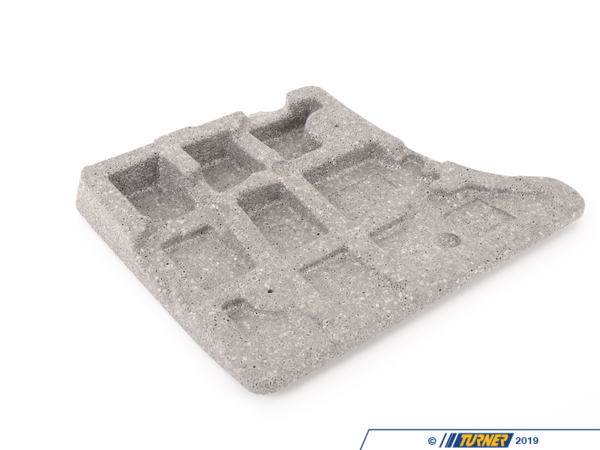 T#111511 - 51477066979 - Genuine BMW Foam Insert Footwell Front L - 51477066979 - Genuine BMW -