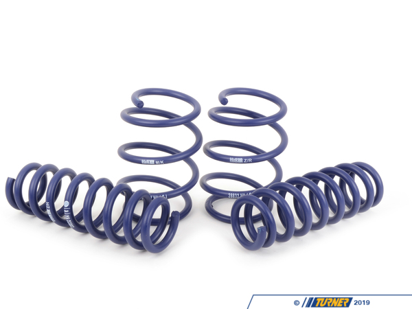 T#222780 - 28832-2 - H&R Sport Spring Set - F31 328xi 328dxi - Wagon - H&R - BMW